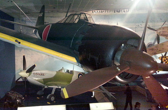 Zero at the Smithsonian Air & Space Museum
