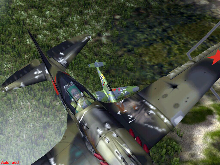 The IL-2 dogfights on Hyperfighter were epic.