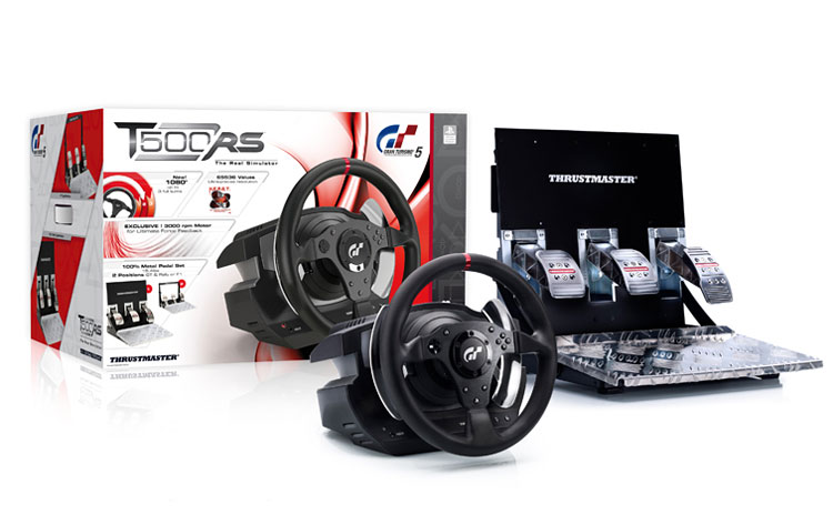 Thrustmaster-T500 RS