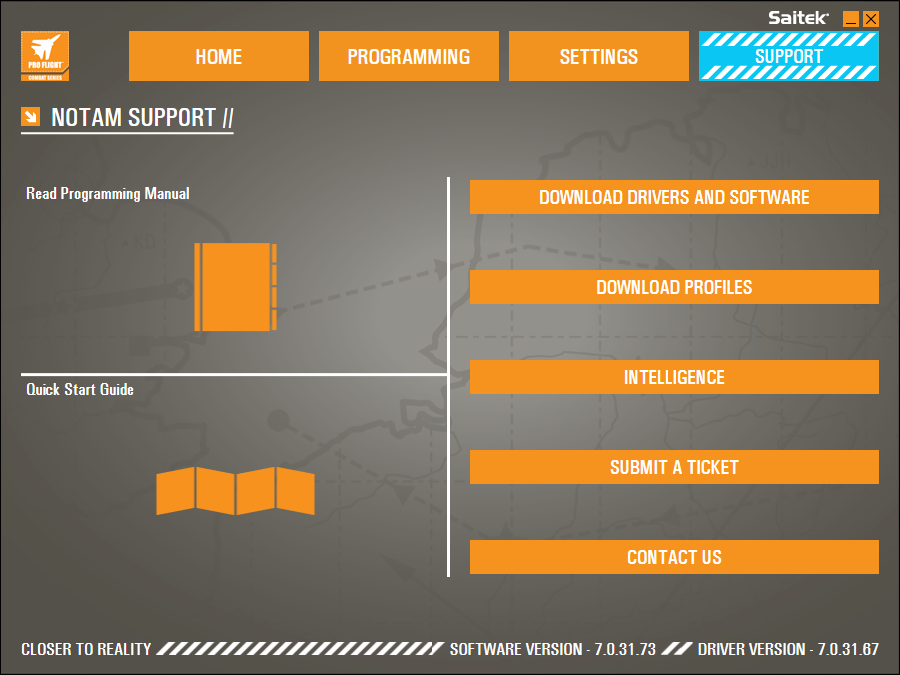 X55 SUPPORT PAGE