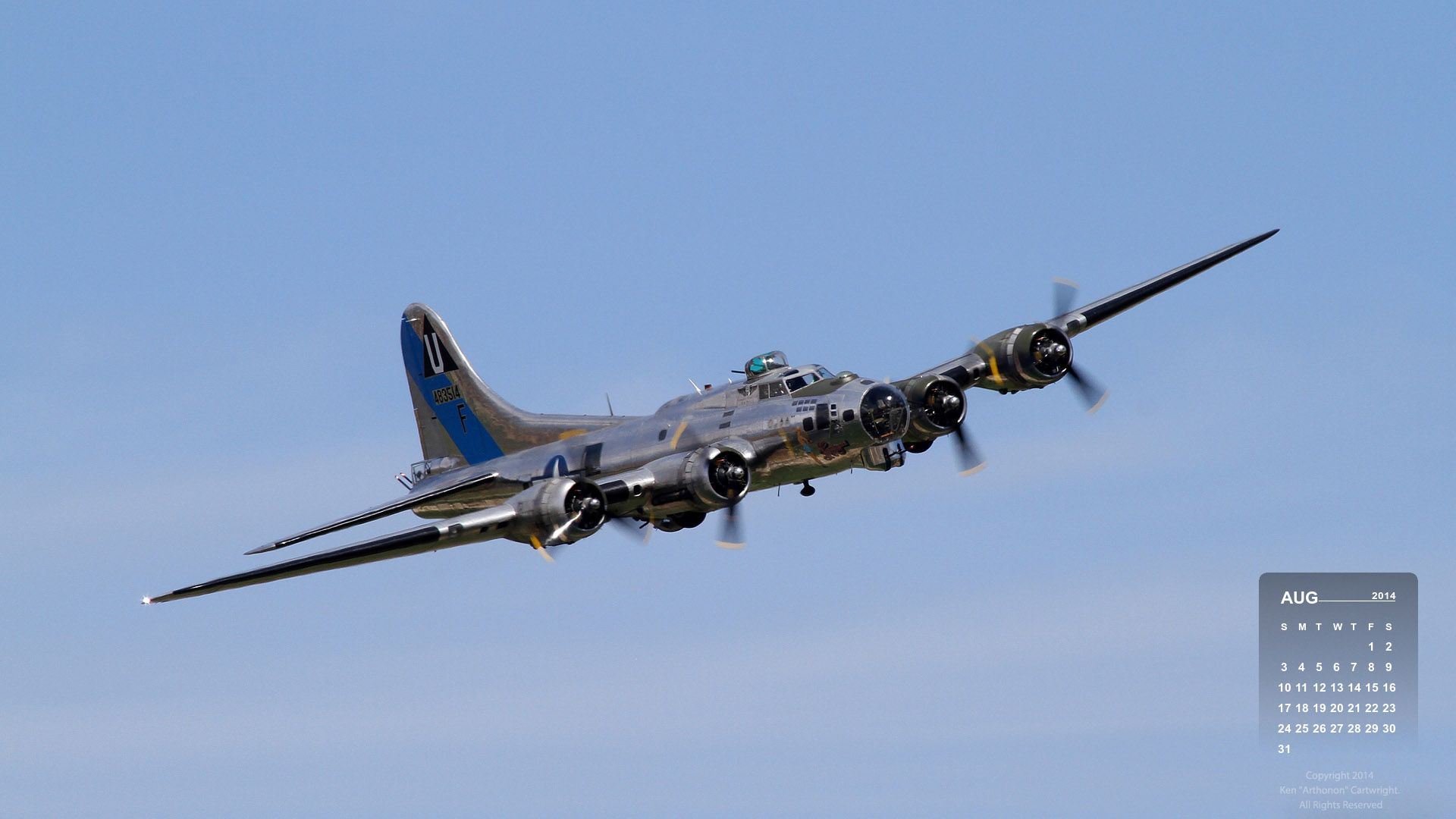 B-17-Bomber-Sentimental-Journey