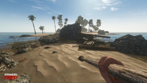 Stranded-Deep-BEAM-Team-Games-Steam-Early-Access-Crab-Hunting