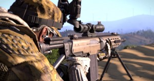Weapon Deployment (Bipod)