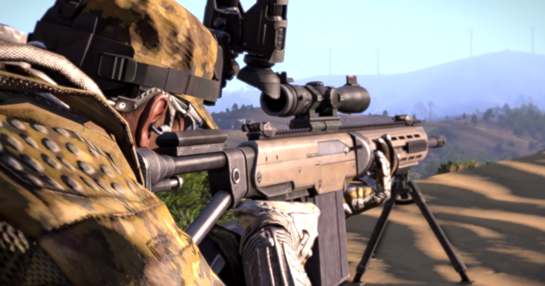Arma 3 marksmen review simhq