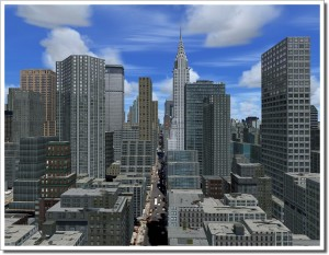 Microsoft-Flight-Simulator-X-Steam-Edition-Aerosoft-Dovetail-Games-Manhattan-X-Addon-Downtown