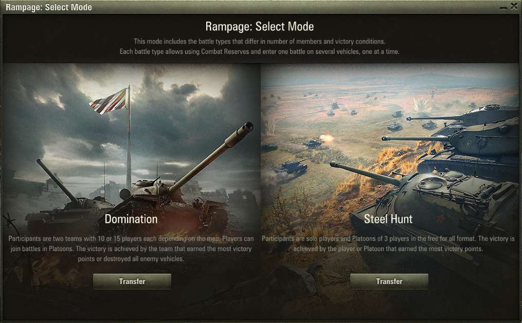 Wargaming, World of Tanks, Public Test 9.10, New Global Map, Rampage ...