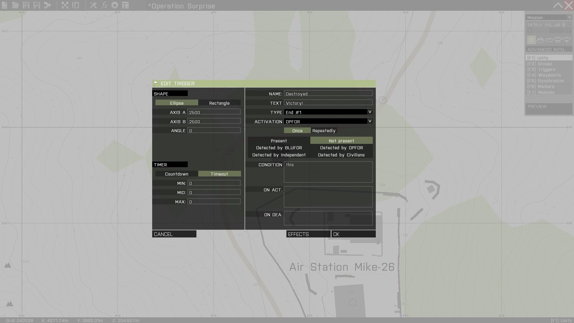 Arma 3 Arma Iii Bohemia Interactive Eden 3d Editor