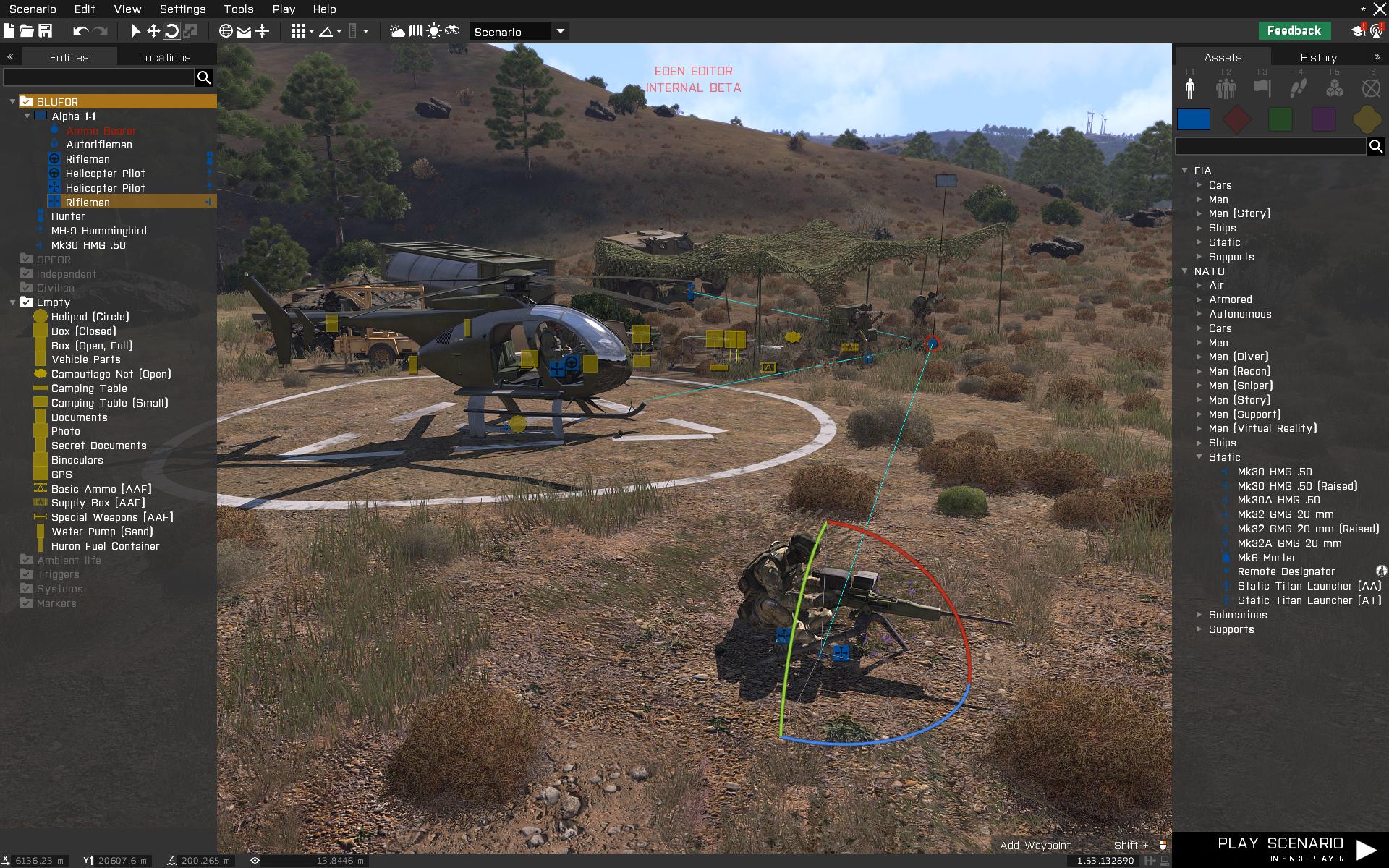 Arma 3, Arma III, Bohemia Interactive, Apex, 2015-2016 roadmap, Eden