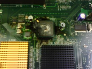 Death of a CPU