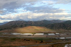 Utah Data Center - NSA's data storage/analysis facility