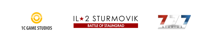 IL2 Sturmovik, 1C Game Studios and 777 Studios