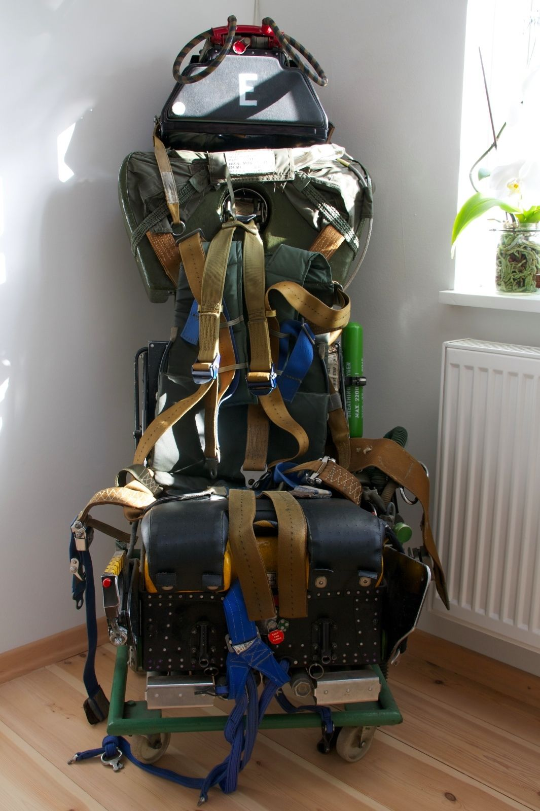 Aircraft Seats: Airplane Ejection Seats For Your Home Flight Simulation