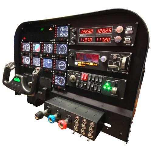 Flight Training Cockpit Advanced Panel Simhq