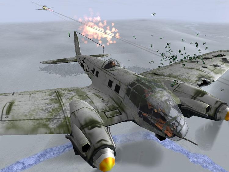 The original IL-2 Sturmovik.