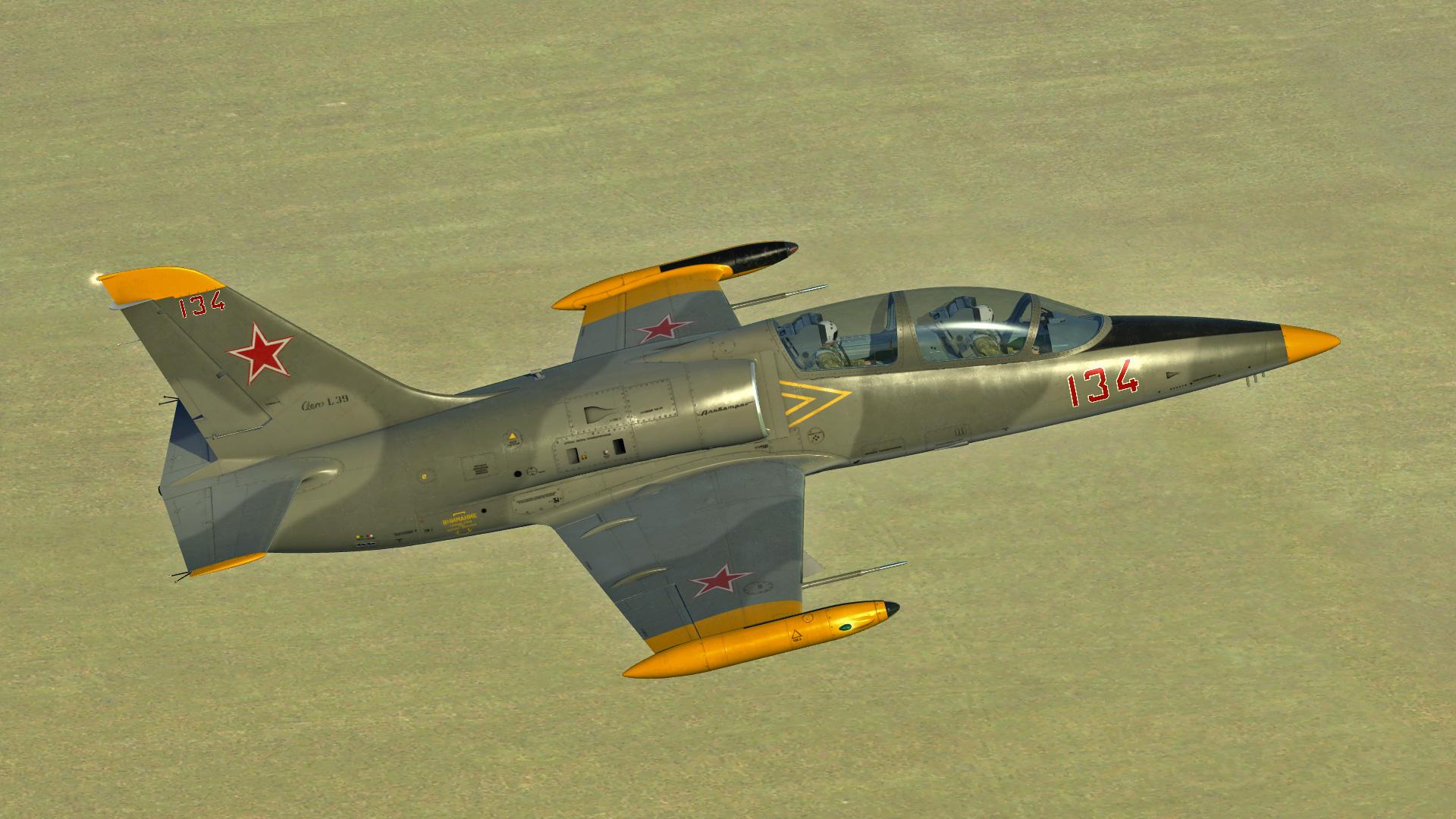 DCS World, Eagle Dynamics, Spitfire LF Mk  IX, World War II